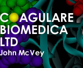 Coagulare Biomedica Ltd, John McVey